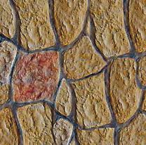 Стеновые плиты для внутренней отделки способны имитировать практически любой природный материал