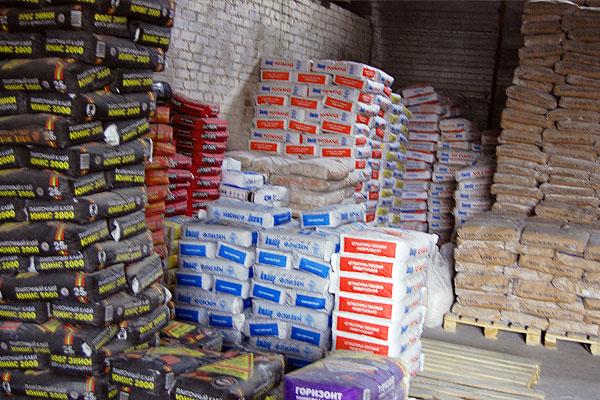 Сухая шпатлевка чаще всего продается в мешках по 25 кг