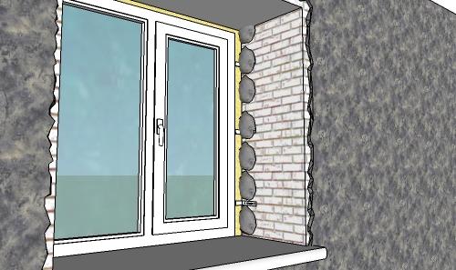 Откосы из цементного раствора пропорции строительных смесей и растворов