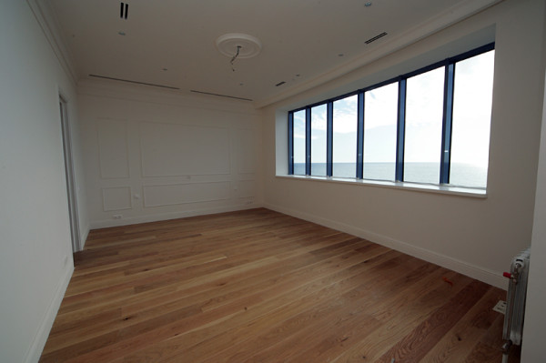 Так выглядит отделка в новой квартире.