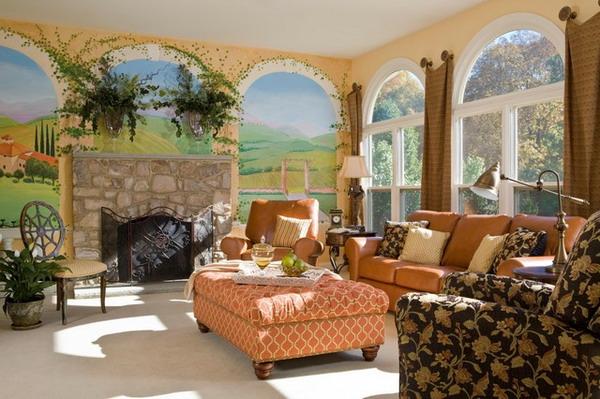 Такие изображения словно переносят ваш дом в самые красивые места планеты