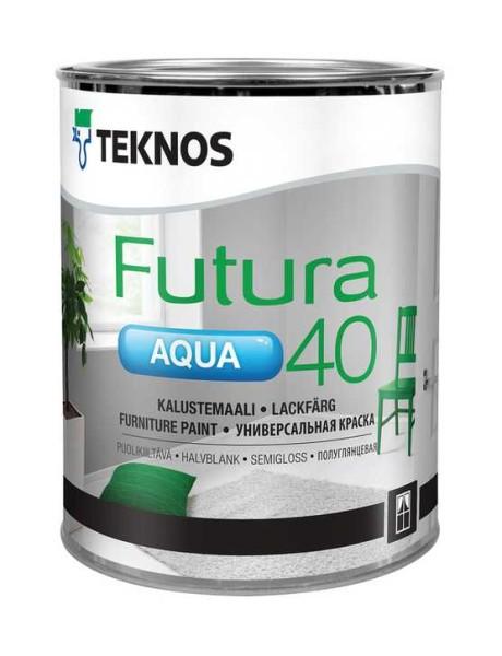 Teknos Futura Aqua 40.