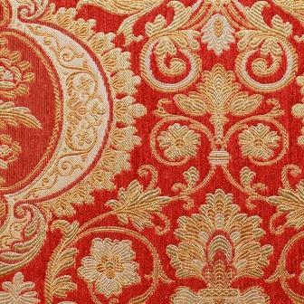 Текстиль (на фото увеличенный фрагмент) очень редко содержит синтетические компоненты