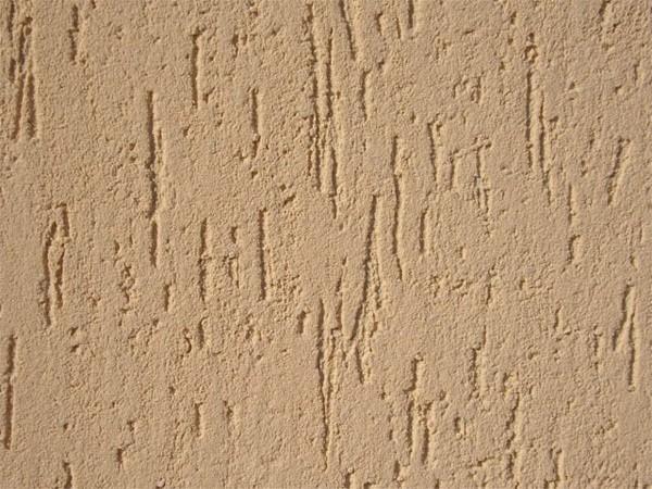 Текстура штукатурки «короед»