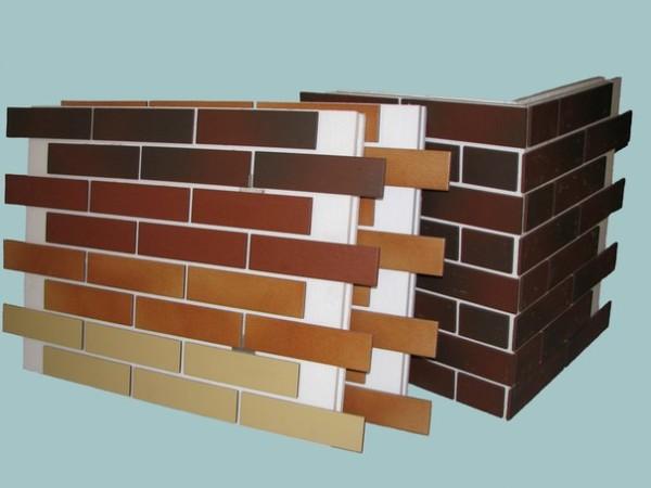 Термопанели для отделки фасада