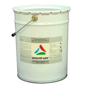 Термостойкая кремнийорганическая эмаль Цельсит-600.