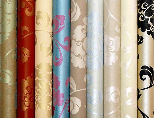 Тканевые обои – роскошный и вместе с тем капризный тип внутренней облицовки