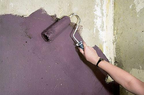 Покрасить по бетону купить пигмент для бетона в новосибирске