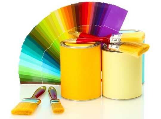 Цветовая палитра водоэмульсионки не имеет границ.