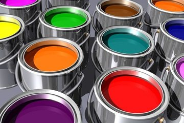 Цветовой ассортимент алкидных составов