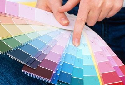 У каждого цвета есть несколько оттенков – помните об этом