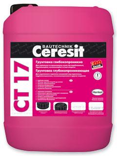 Универсальная грунтовка CERESIT CT-17