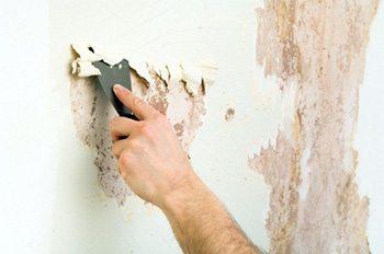 Устранение старого покрытия