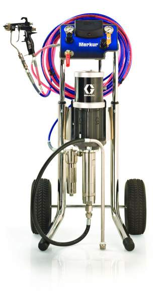 Устройство для комбинированного распыления ЛКП