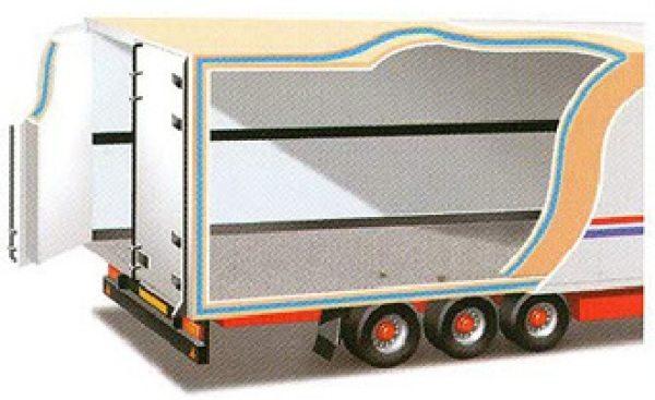 Утеплённый фургон
