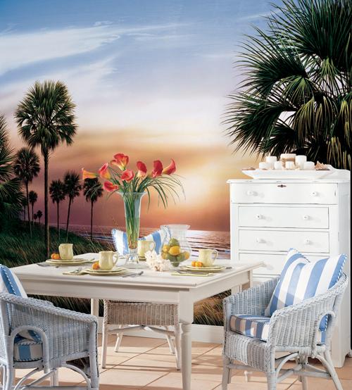 Ужин на берегу моря, что может быть прекраснее?