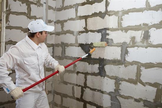 В зависимости от типа поверхности и выбранного состава время начала работ может варьировать в очень широких пределах
