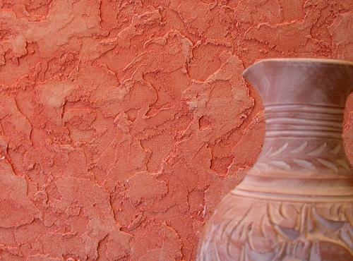 Венецианская штукатурка позволяет создавать роскошные интерьеры.