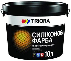 Влагостойкая силиконовая водоэмульсионная краска