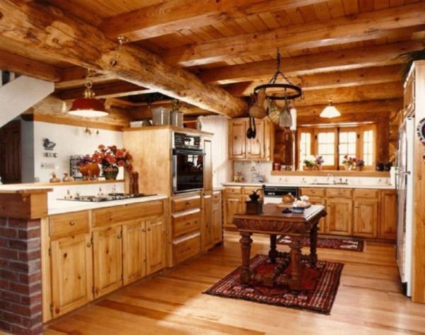 Внутренняя отделка дома своими руками с помощью окрашивания – самый простой вариант