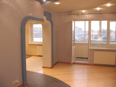 Вот, что значит отделка под чистовую – квартира полностью готова принимать жильцов