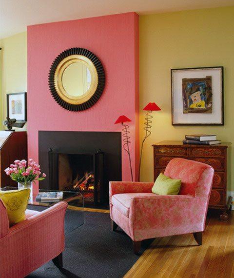 Все цвета от белого слоновой кости через розовый к нежно-желтому представляют собой беспроигрышный вариант, который никогда не подведёт