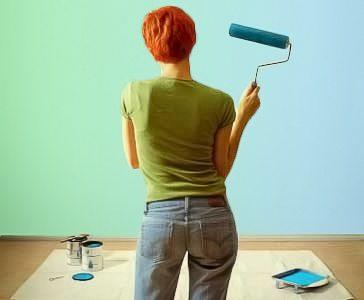 Выбор цвета краски для стен зависит от многих факторов, но самый существенный – наш вкус и чувство гармонии