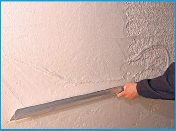 Выравнивание поверхностей с помощью строительных смесей