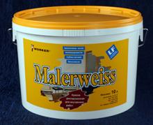WORKER Malerweiss – водно-дисперсная на акриловом связующем