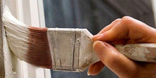 Запоминаем правила нанесения покрытия на стену.